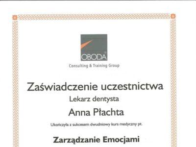 lek. stom. <span>Anna Płachta</span> 7