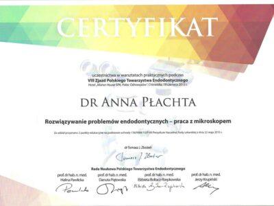 lek. stom. <span>Anna Płachta</span> 10