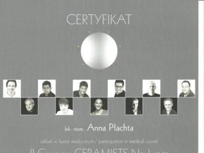 lek. stom. <span>Anna Płachta</span> 11
