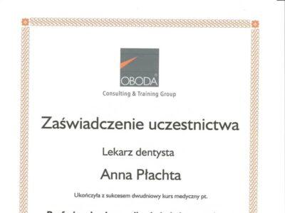 lek. stom. <span>Anna Płachta</span> 13