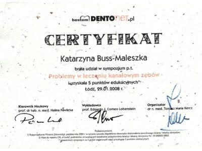 lek. stom. <span>Katarzyna Buss-Maleszka</span> 4